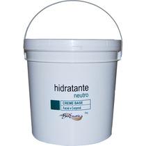 Creme Hidratante Neutro Facial E Corporal Bioexotic 5 Kg