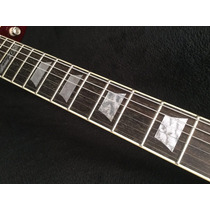 (*) Inlays Stickers Trapezoides Tipo Les Paul Para Guitarra