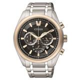 Reloj Citizen Ca4014-57e Supertitanium Ecodrive Crono Zafiro