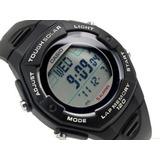 Reloj Casio Str300 7c Womens Lap Memory Countdown Timer Chr ... 6aa66cbd154a