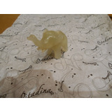 Pequeño Elefante De Onix