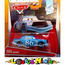 Disney Cars Dinoco Chick Hicks #86 Lacrado Mattel
