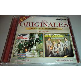 Cd Los Apson / Serie 2 En 1 Los Originales Peerless / Nuevo