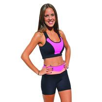 Conjunto Deportivo Suplex Running Fitness Crossfit Ktx!!