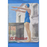 El Grafico N 817 Salto Ornamental 1935 Lamina Pedro Candioti