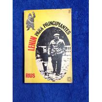 Libro Lenin Para Principiantes Rius