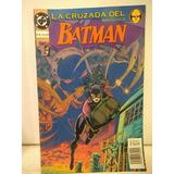 Batman La Cruzada Del Murcielago Tomo 3 Editorial Vid