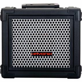 Caixa Multiuso Usb Fm Sd Iron 80 20w Bluetooth Preta Hayonik