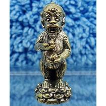 Poderoso Amuleto Mono Magico De La Super Riqueza