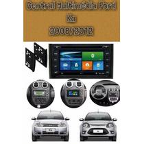 Central Multimidia Ford Ka 2008/2013 E Ford Feista 2003/2011