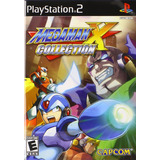 Megaman X Collection (nuevo Y Sellado) - Play Station 2