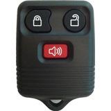 Control De Alarma Original Ford 3 Botones Carros Y Camioneta