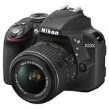 Camara Nikon D3300 Nueva Caja Cerrada