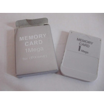 Memory Card Ps1 Sem Caxinha Com Garantia Frete $ 11