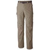 Pantalon Columbia Silver Ridge Convertible Short Up50 Hombre