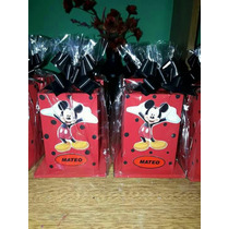 Souveniers Lapiceros!! Imperdibles De Mickey Mouse, Minnie.