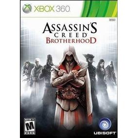 Assassins Creed Brotherhood Português Mídia Física Xbox 360