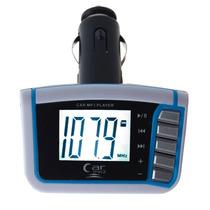 Transmisor Fm Con Lector Usb, Sd, Microsd Con Control Remoto