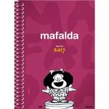 Agenda Mafalda 2017 Original Nuevo