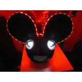 Cabeza De Deadmau5 Ideal Dj Fiesta Electronica Shows Led Rgb