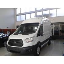 Ford Transit Furgon 2.2l Largo Y Alto Full Aire Y Dirección