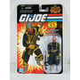 Python Officer Gi Joe 25th Sellado Cobra
