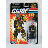 Python Officer Gi Joe 25th Sellado Cobra