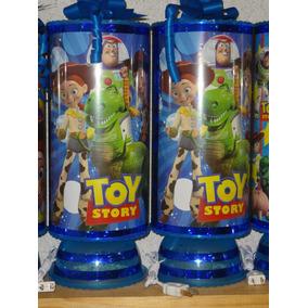 Toy Story Centros De Mesa,recuerdos,lamparas,1lampara Regalo