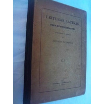 * Leituras Latinas - Livros Raros