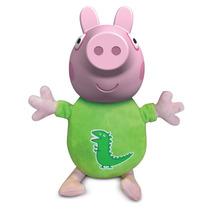 Boneco George Pig Irmao Da Peppa Original Desenho Estrela