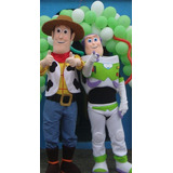 Fantasia Mascote Woody E Jessie Toy Story