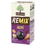 Remix Açaí+cupuaçu+castanhas Do Pará De Cajú 2x25g Mãe Terra