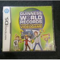 Guinness World Records Para Nintendo Ds Nuevo Fisico