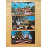 2477- Lote 5 Postales, Chaco, Resistencia