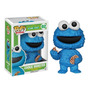 Cookie Monster - Sesame Street Vila Sésamo Funko Pop Fu-4913