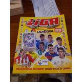Album Liga Española 15-16 A Pegar