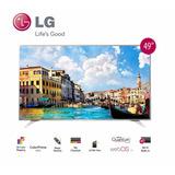 Tv Lg 4k Smart Uhd Led 49 49uh6500 Webos 3.0 Magic Control