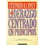 Libro, El Liderazgo Centrado En Principios Stephen R. Covey.
