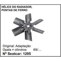 Helice Do Radiador Opala 6cc Chevrolet 38 Cm