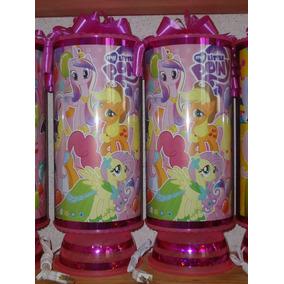 My Little Pony Centros De Mesa, Recuerdos, Lamparas