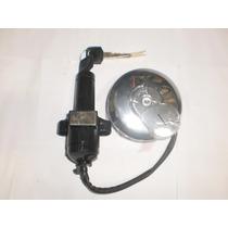 Chave De Contato E Tampa De Tanque Twister 250 Nova Original
