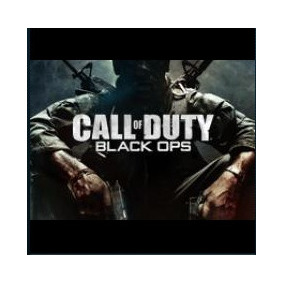 Call Of Duty Black Ops 1 Ps3 Jogos Codigo Psn