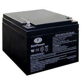 Bateria Cadeira De Rodas 12v 26ah - Tecnologia Agm Vrla