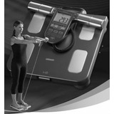 Balança Digital Bioimpedância Tetrapolar Hbf 514c Omron