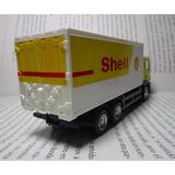 Camion Man Aceite Shell Escala Pequeña Coleccion