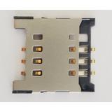 Leitor Conector Slot Chip Sim Card Lg E450 E450f B220 A290