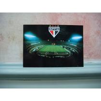 Cartão Postal Estadio Morumbi São Paulo Antigo 18