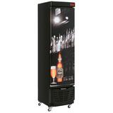 Cervejeira/expositor Vertical Gelopar 230l Frost Free Preta