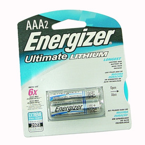 Pilhas Palito Energizer Ultimate Lithium Aaa2