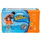 Pañales Para Agua Huggies Little Swimmers Playa, Pileta M